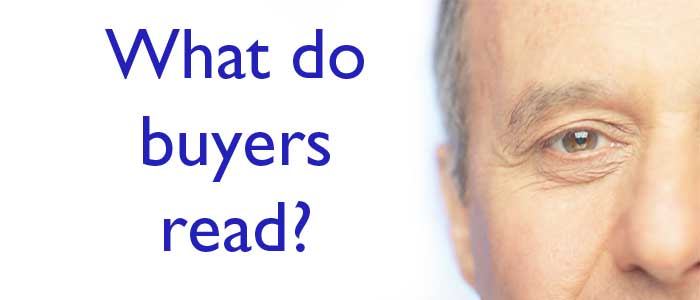 what-do-buyers-read